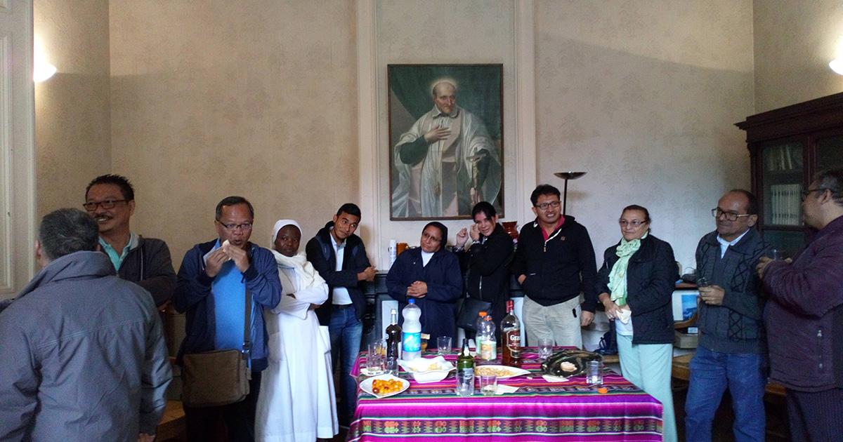 Finaliza el Tercer Encuentro CIF para la Familia Vicentina en París