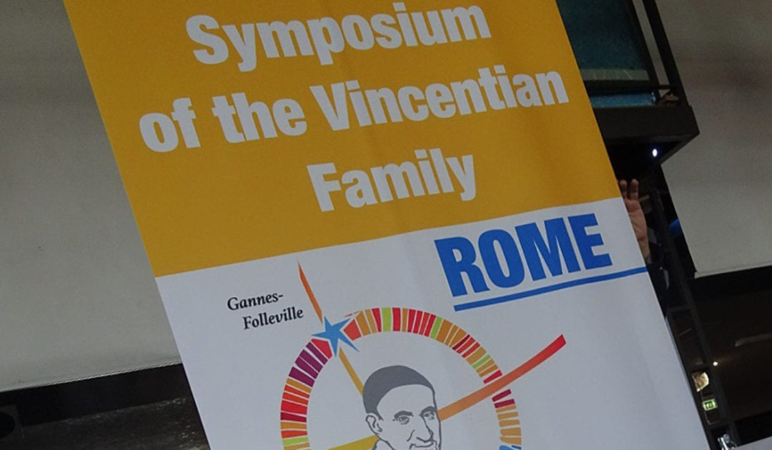Vicente en Roma