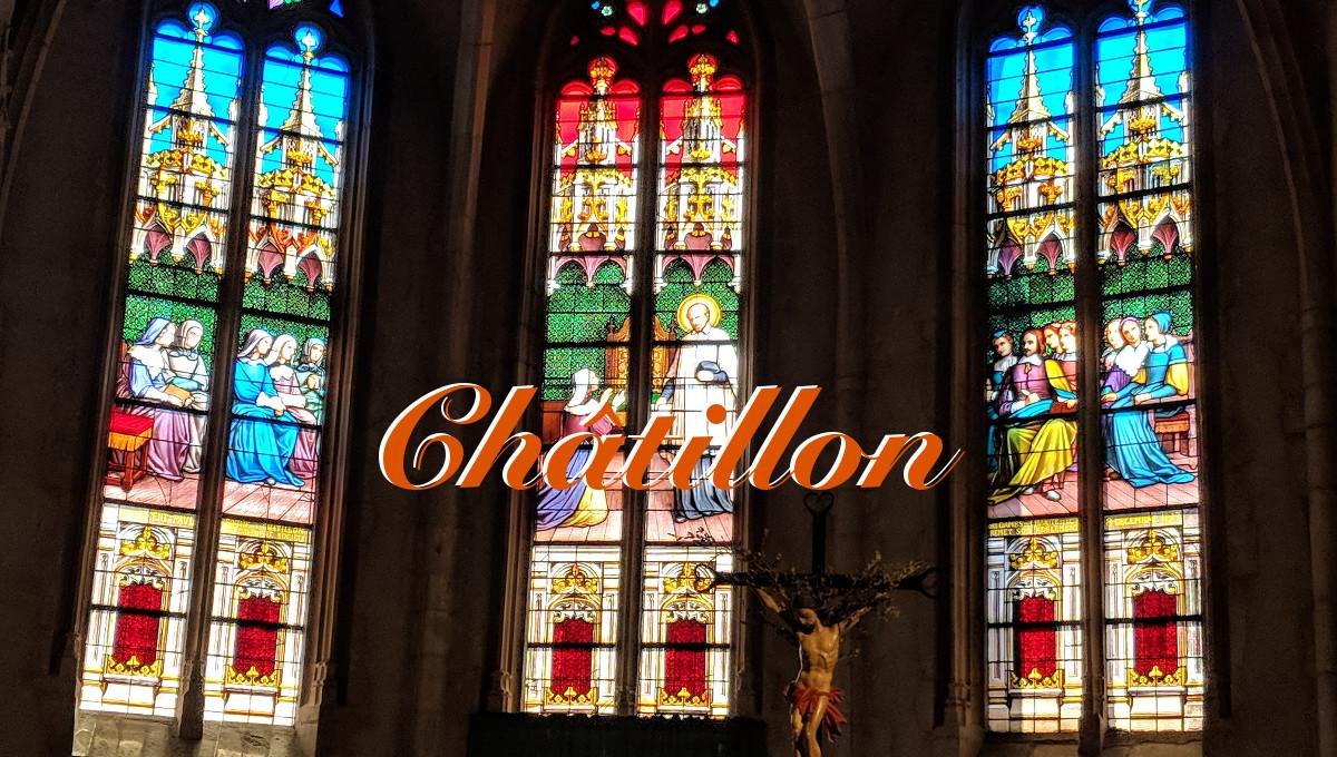 Châtillon: Dios trabaja con nuestras elecciones