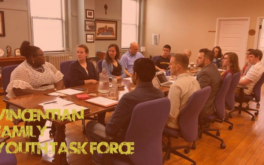 Reunión en Filadelfia del nuevo Equipo de Trabajo de Jóvenes