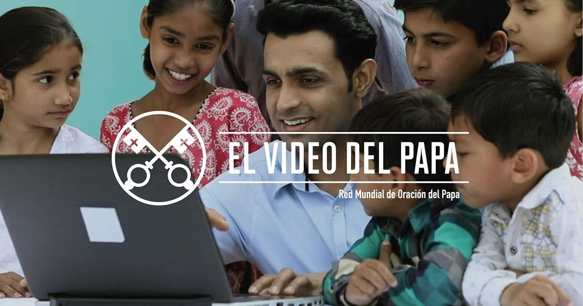 """""""El vídeo del Papa"""" (30): Las redes sociales (junio de 2018)"""