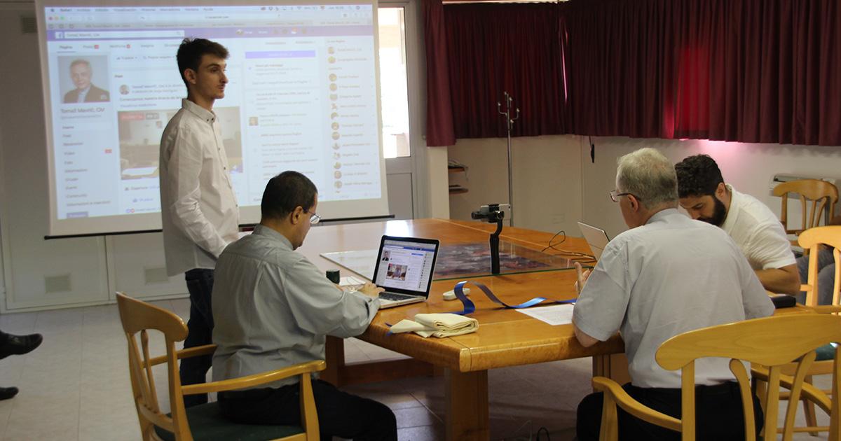 Lanzamiento del nuevo sitio web cmglobal.org