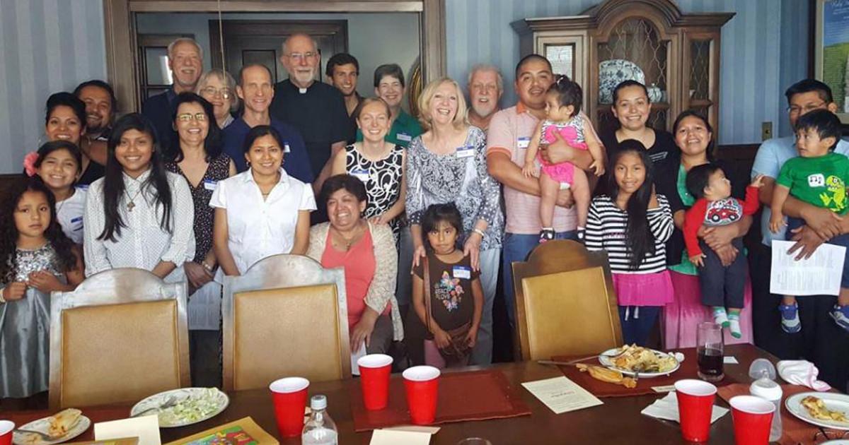 La parroquia se convierte en intercultural