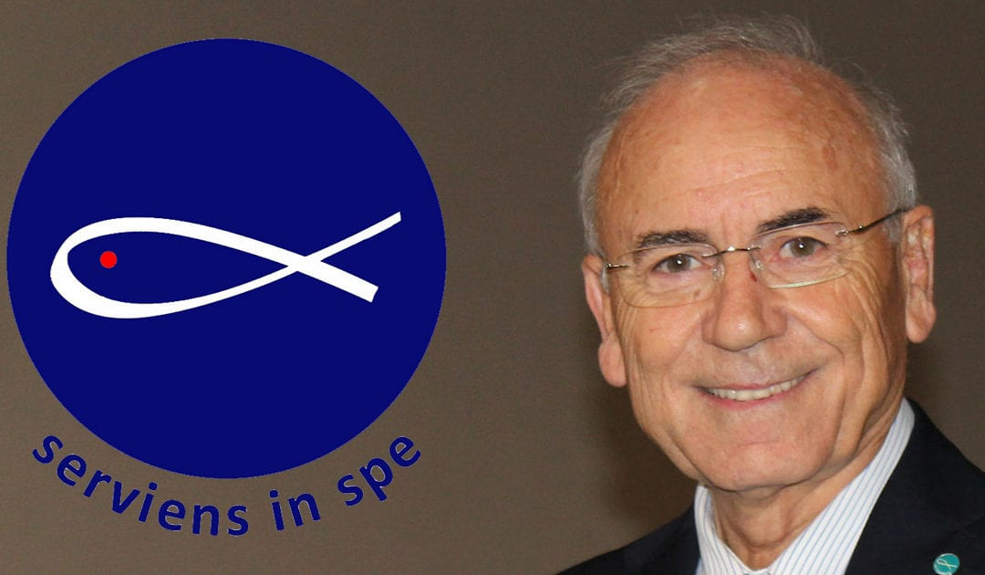Antonio Gianfico, nombrado vicepresidente internacional de la Sociedad de San Vicente de Paúl