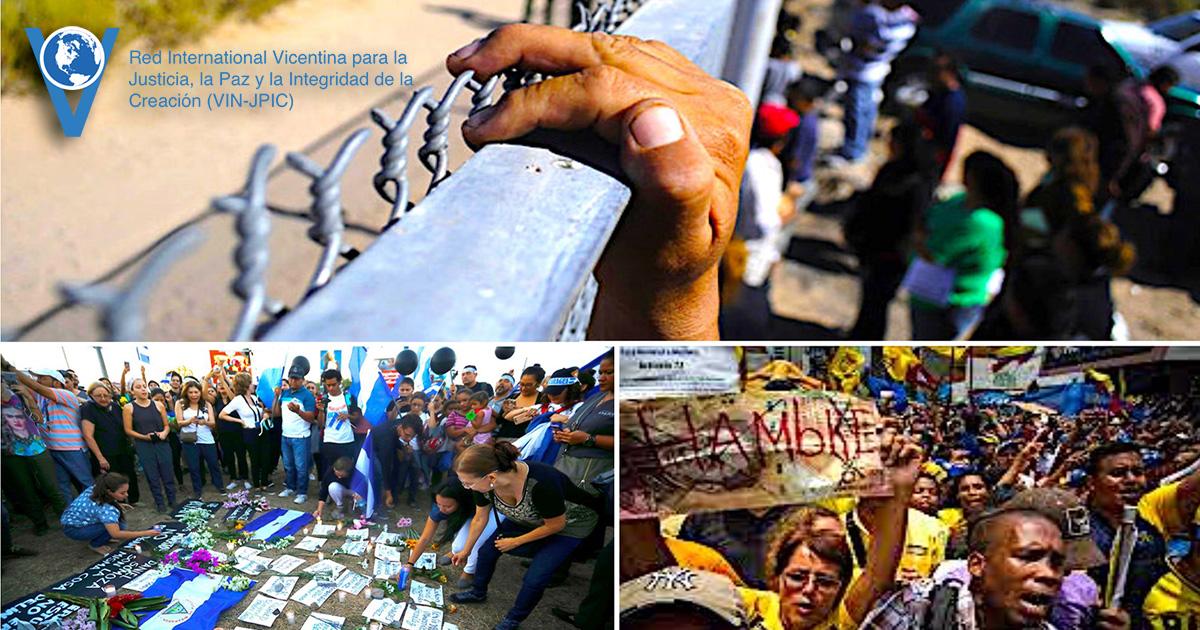 Comunicado de Solidaridad con Nicaragua, Venezuela y los Migrantes en los Estados Unidos