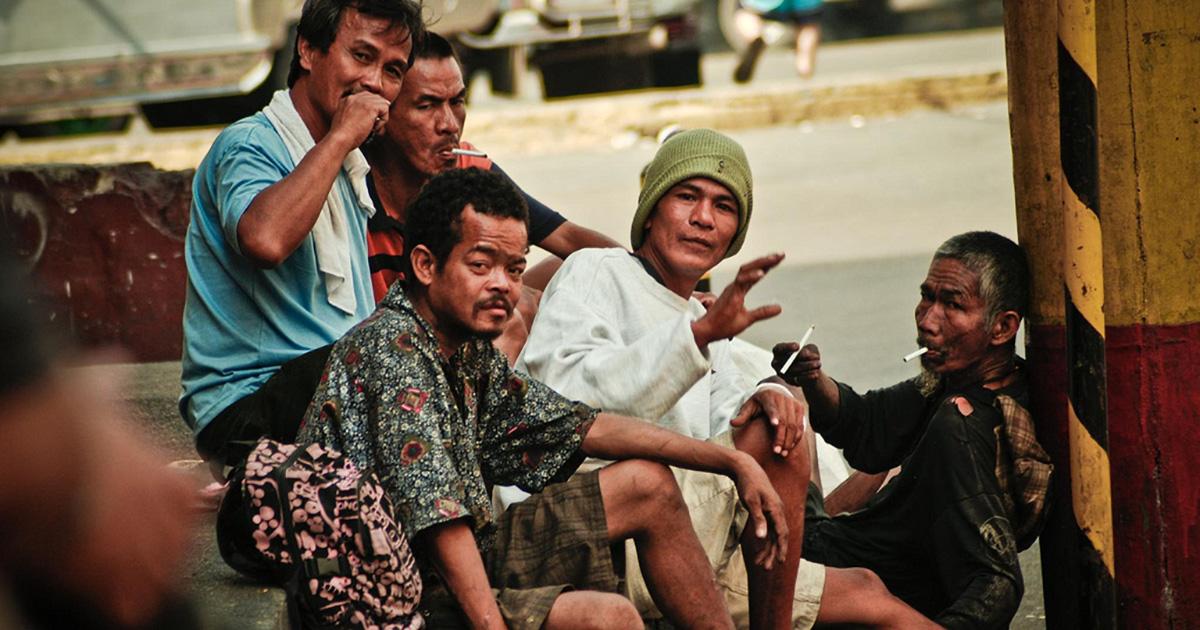Los Indigentes (Habitantes de la Calle) desde la mirada de San Vicente de Paúl