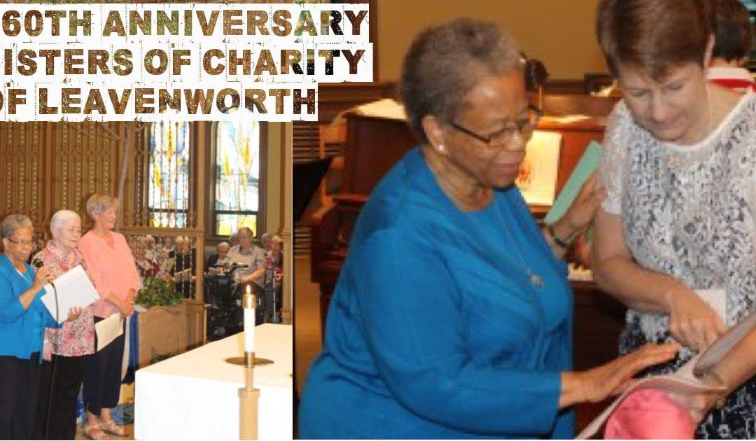 Las tradiciones llenan la celebración del 160 aniversario de las Hermanas de la Caridad de Leavenworth