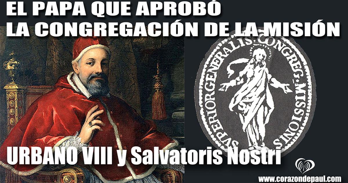 El Papa que aprobó la Congregación de la Misión