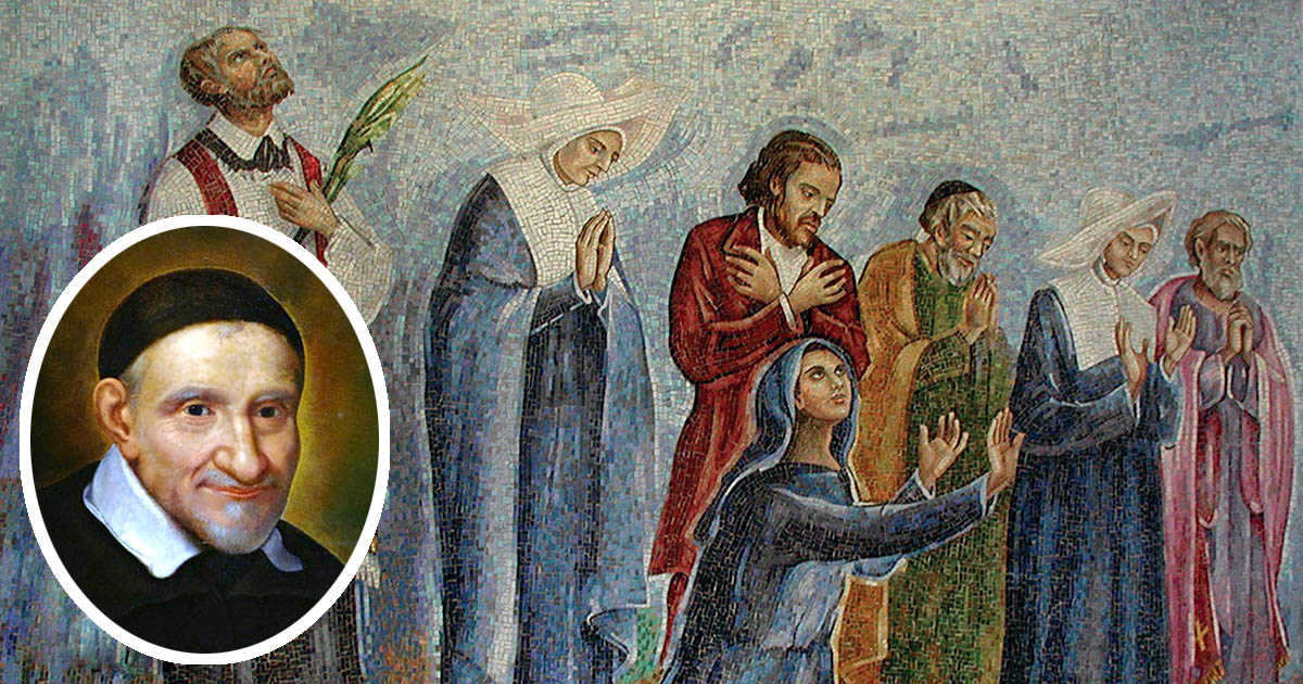 Mensaje del P. Tomaž Mavrič, C.M. para la fiesta de san Vicente de Paúl