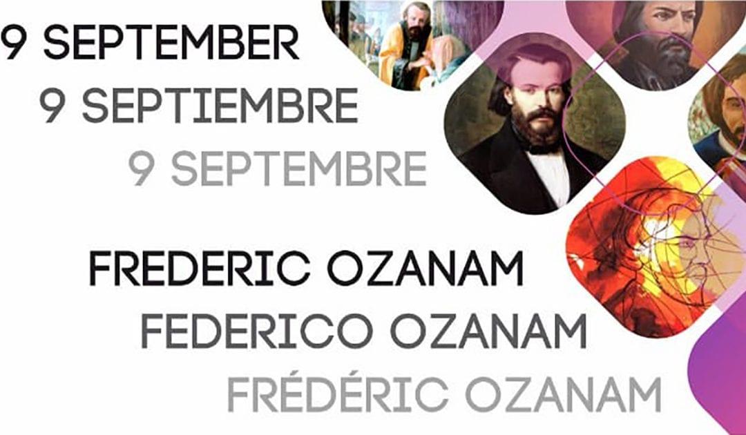 Novena bíblica en honor al beato Federico Ozanam (Día noveno)