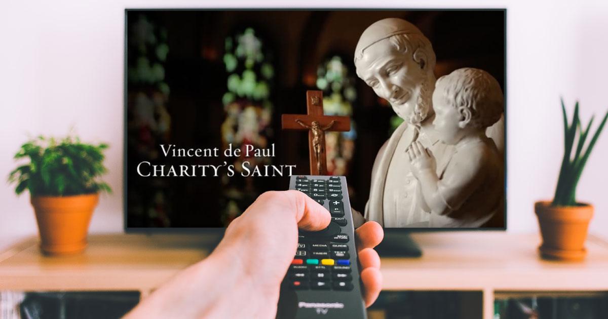 """Documental: """"Vicente de Paúl: el santo de la caridad"""""""