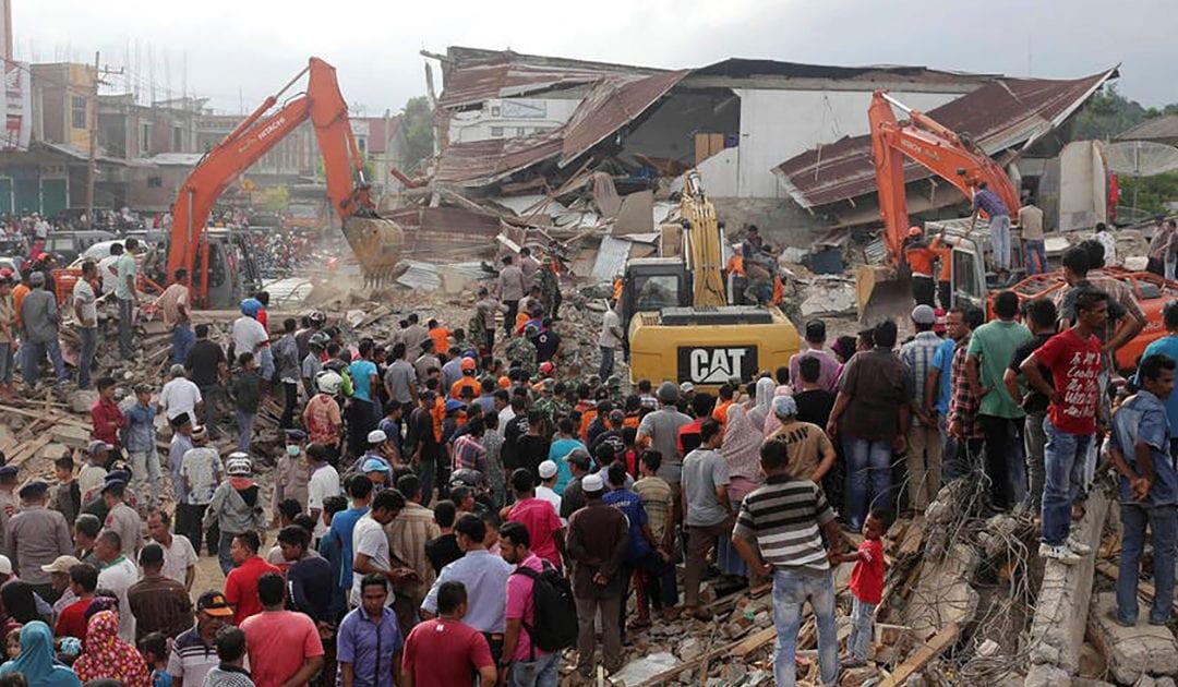 El Consejo General de la SSVP pide ayuda urgente para Indonesia