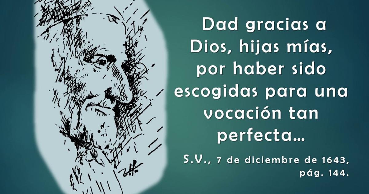 San Vicente de Paúl y la vocación