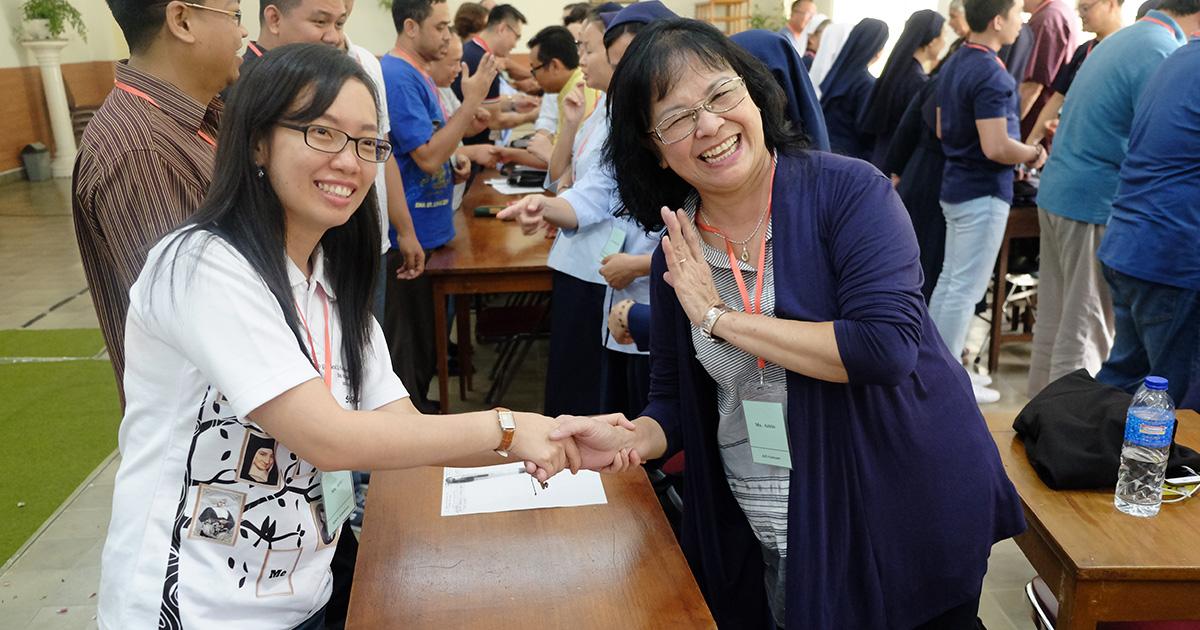 Seminario conjunto de Colaboración y Cambio Sistémico en Indonesia, Día 1