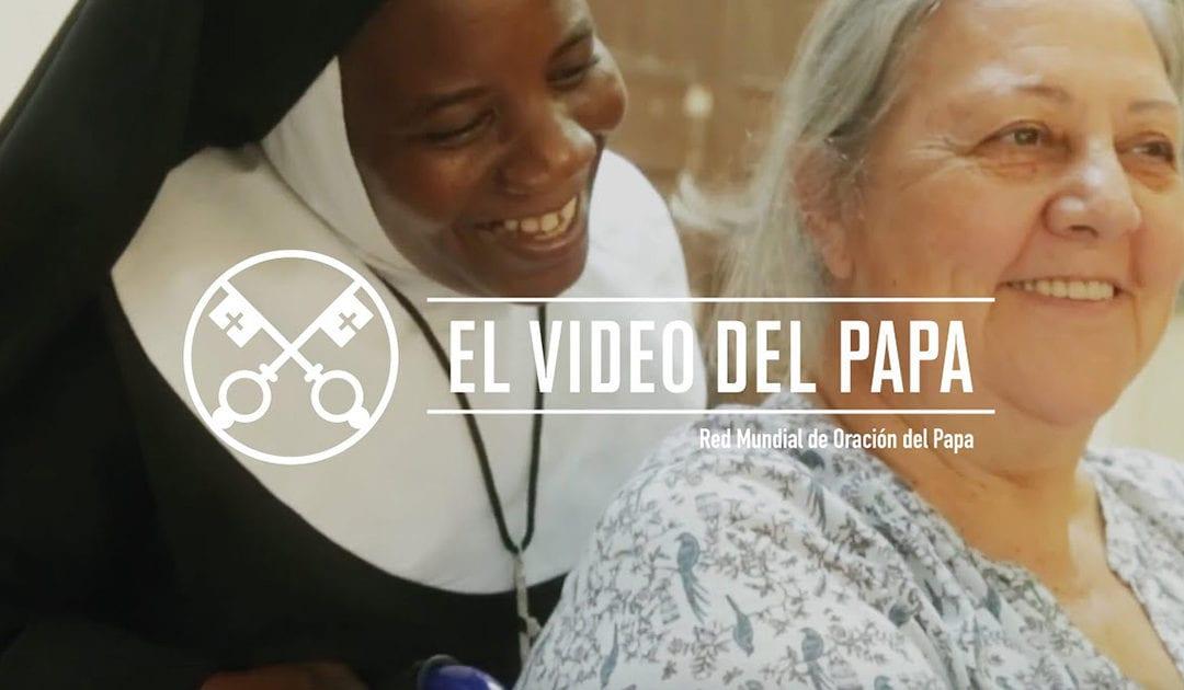 """""""El vídeo del Papa"""": La misión de los consagrados (octubre de 2018)"""