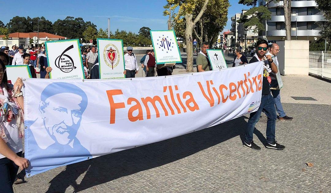XIV Encuentro Nacional de la Familia Vicenciana en Portugal