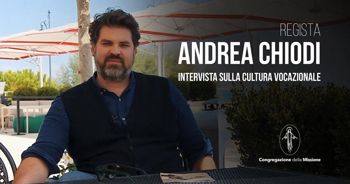 Andrea Chiodi habla del arte de narrar la Caridad (video)