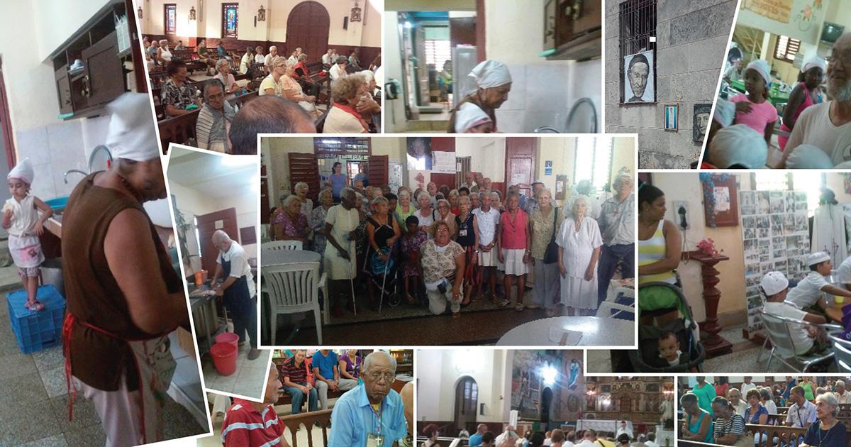 Triduo de san Vicente de Paúl en Cuba