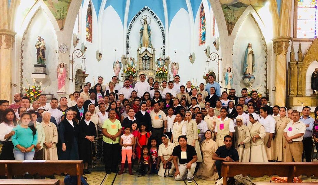 Encuentro de la Familia Vicenciana en Guatemala