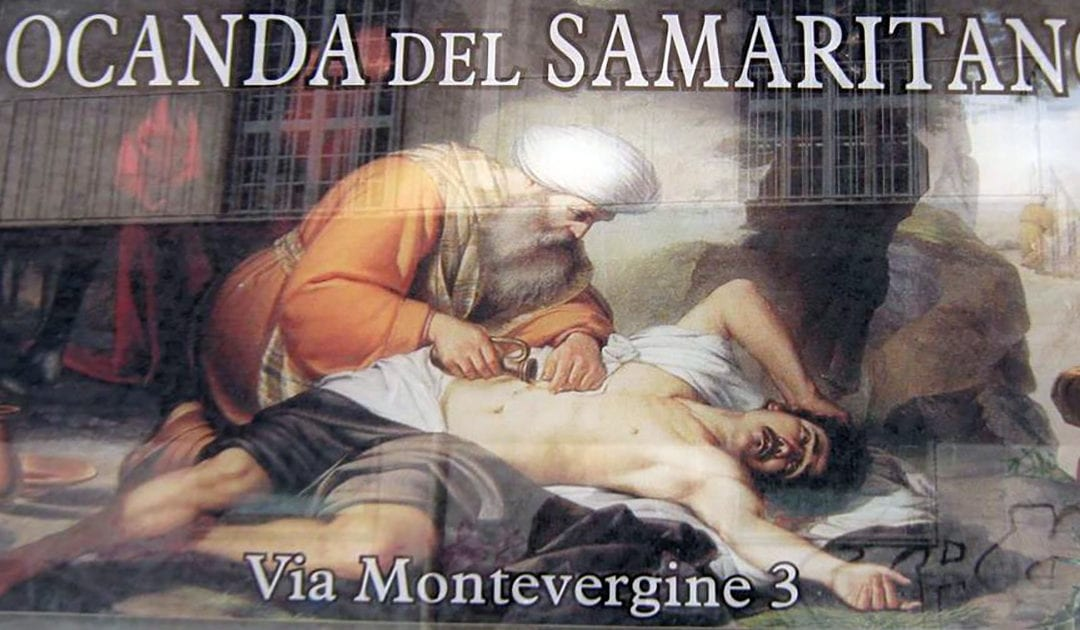 """El """"Albergue del Samaritano"""" en Catania cumplió ocho años. ¡Felicidades!"""