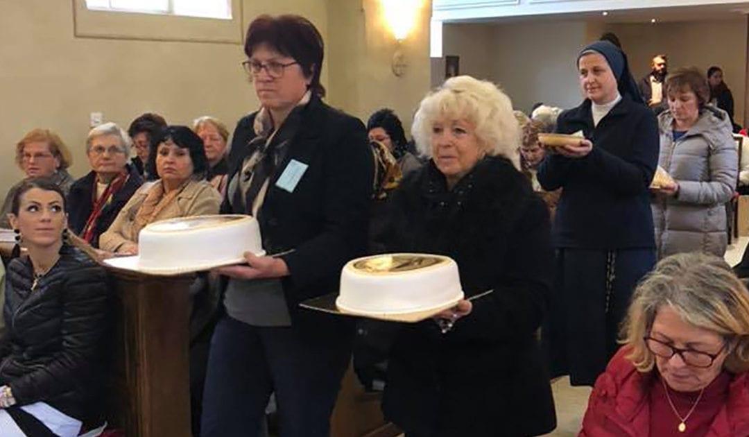 Primer encuentro nacional de la Asociación de la Medalla Milagrosa de Eslovaquia