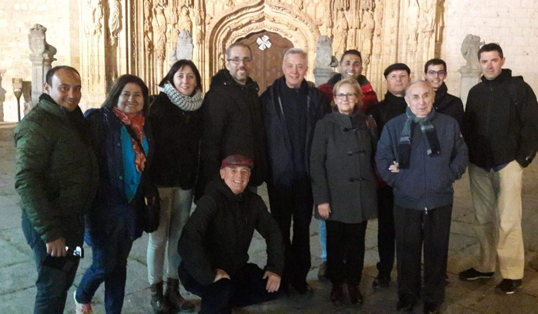 Encuentro Internacional de MISEVI, 31 de octubre a 4 de noviembre de 2018, en Valladolid (España)