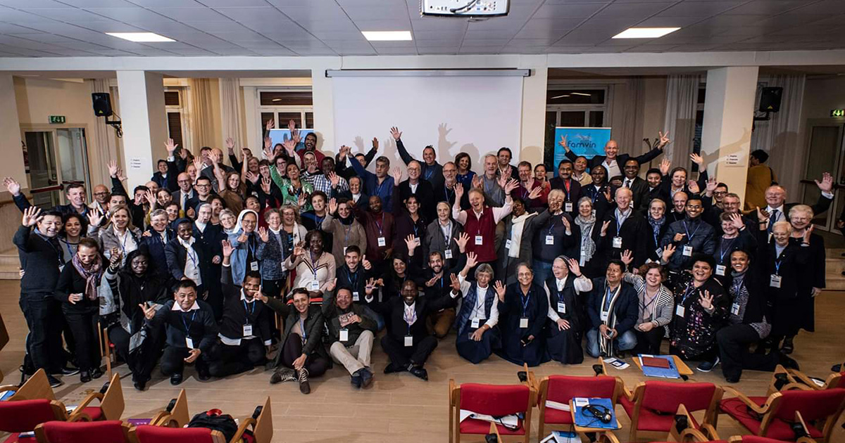 Concluye la conferencia de la Alianza Famvin con los sin hogar, Roma 2018