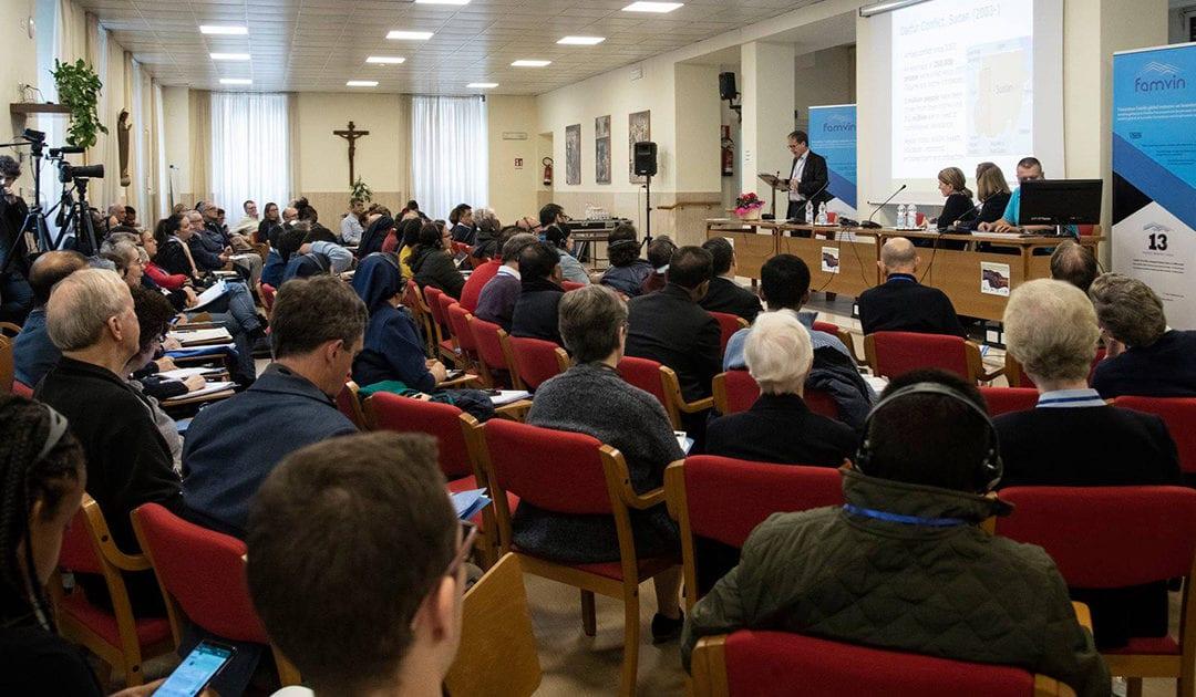 Conferencia Internacional de la Alianza Famvin con los sin hogar: día 2 (27 de noviembre)