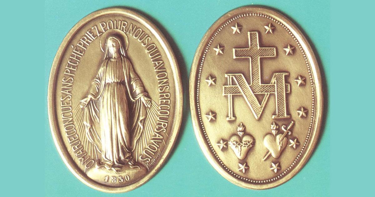 ¿Vale para algo llevar la Medalla Milagrosa?