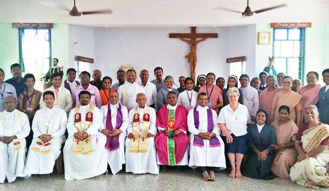 Encuentro nacional de la Familia Vicenciana en la India, 2018