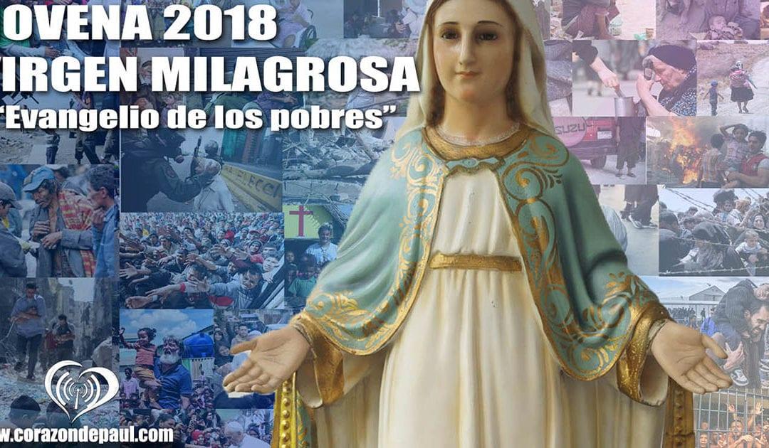 Novena a la Virgen Milagrosa 2018: día 5