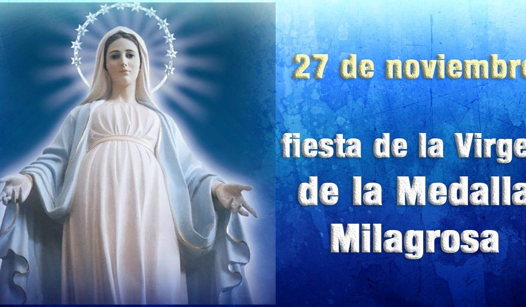 """Canción """"María de la Medalla Milagrosa"""""""