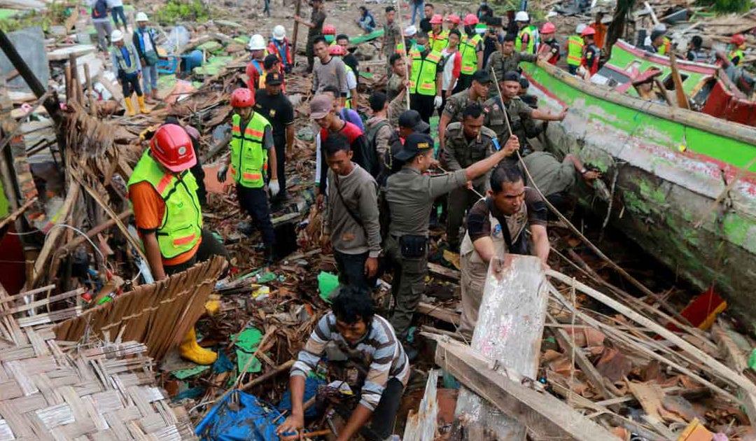 La Familia Vicenciana reza por las víctimas en Indonesia