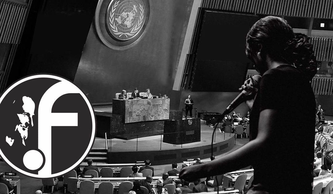 La Familia Vicenciana proclama su verdad en la ONU