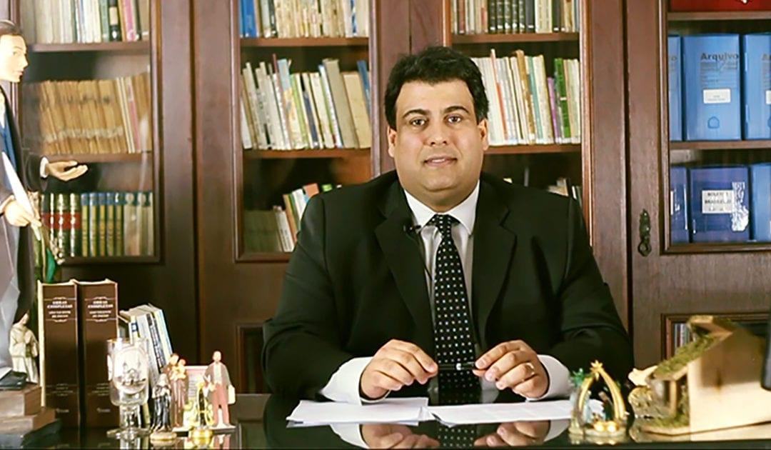 Saludo de Navidad de Renato Lima de Oliveira, presidente internacional de la SSVP