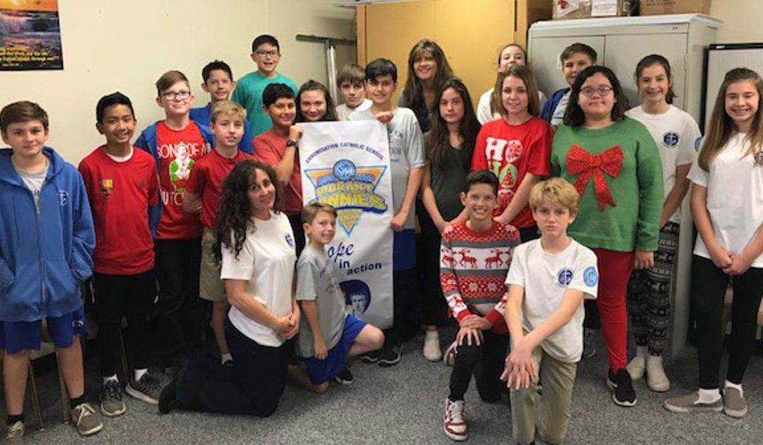 El compromiso de los jóvenes estudiantes para servir en la Sociedad de San Vicente de Paúl