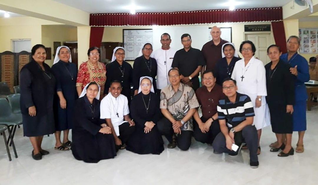 Visita del coordinador de la Oficina de la Familia Vicenciana a Oceanía y Asia (parte 3)