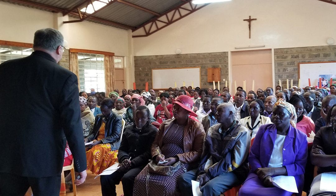 Día de la Familia Vicenciana en Kenia