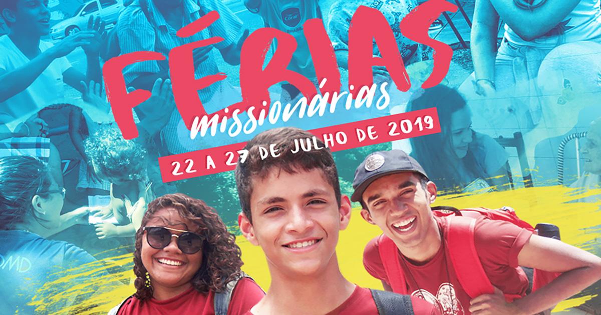 Vacaciones misioneras de JMV en Brasil