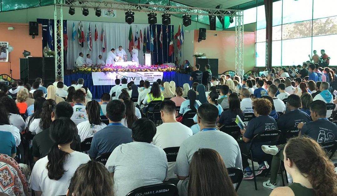 Comienza el encuentro de la Juventud Vicentina, Panamá 2019