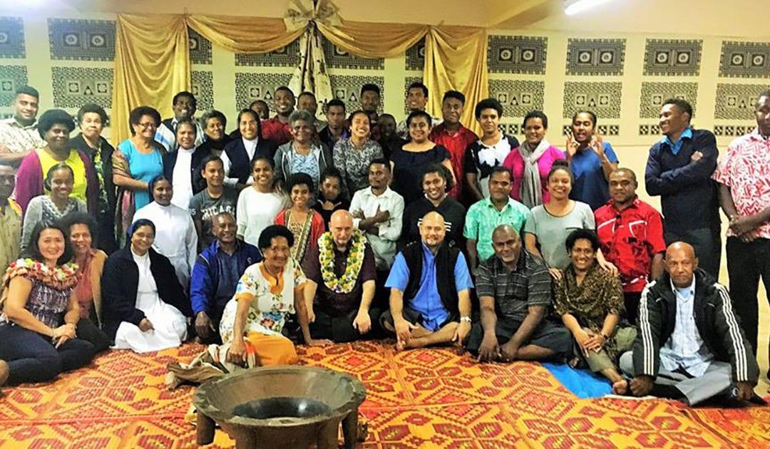 Visita del coordinador de la Oficina de la Familia Vicenciana a Oceanía y Asia (parte 1)