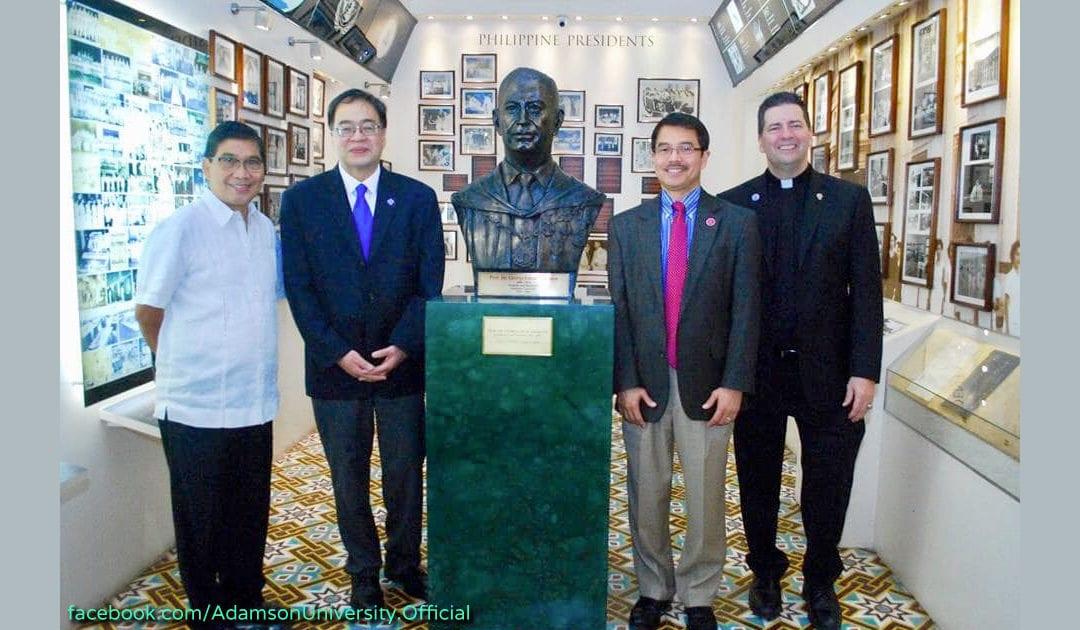 Presidentes de universidades vicencianas se reunieron en Adamson (Filipinas)