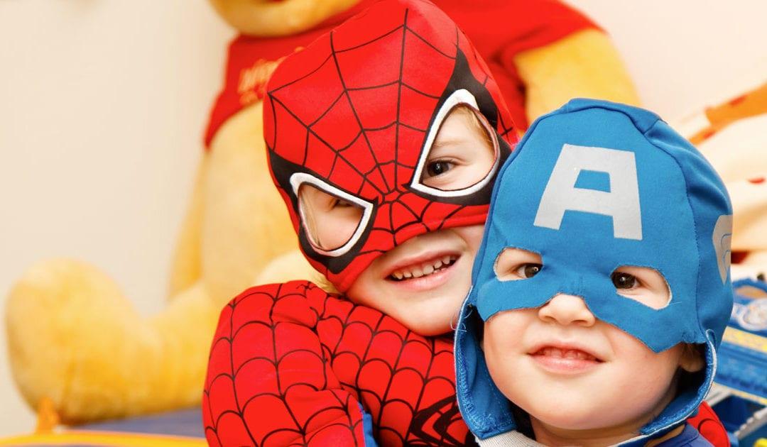 ¿Quién fue tu héroe de la infancia?