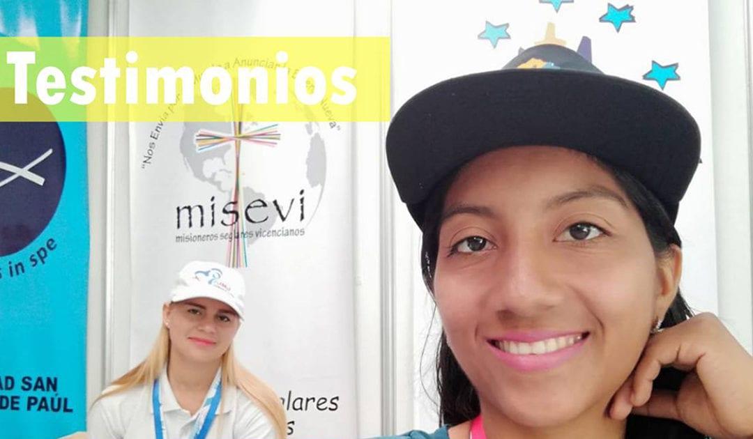 Testimonio sobre la JMJ Panamá: Lizeth Alvarado