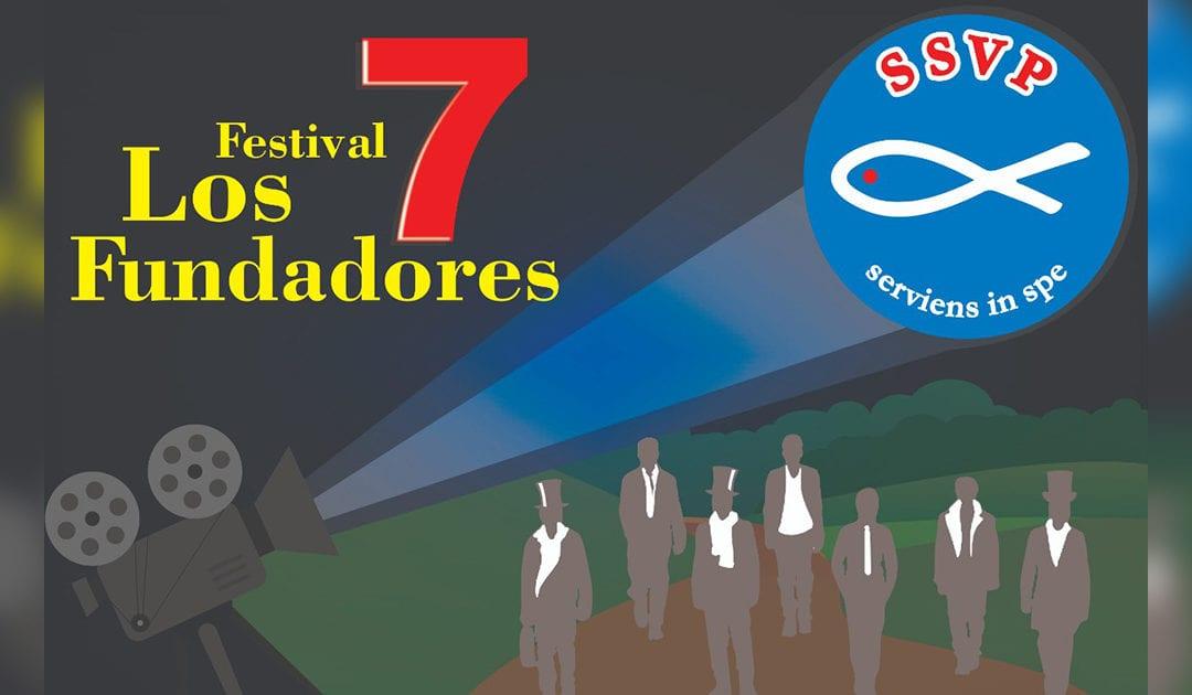 """Festival de Cine """"Los Siete Fundadores"""" celebra los 180 años de existencia del Consejo General Internacional de la SSVP"""