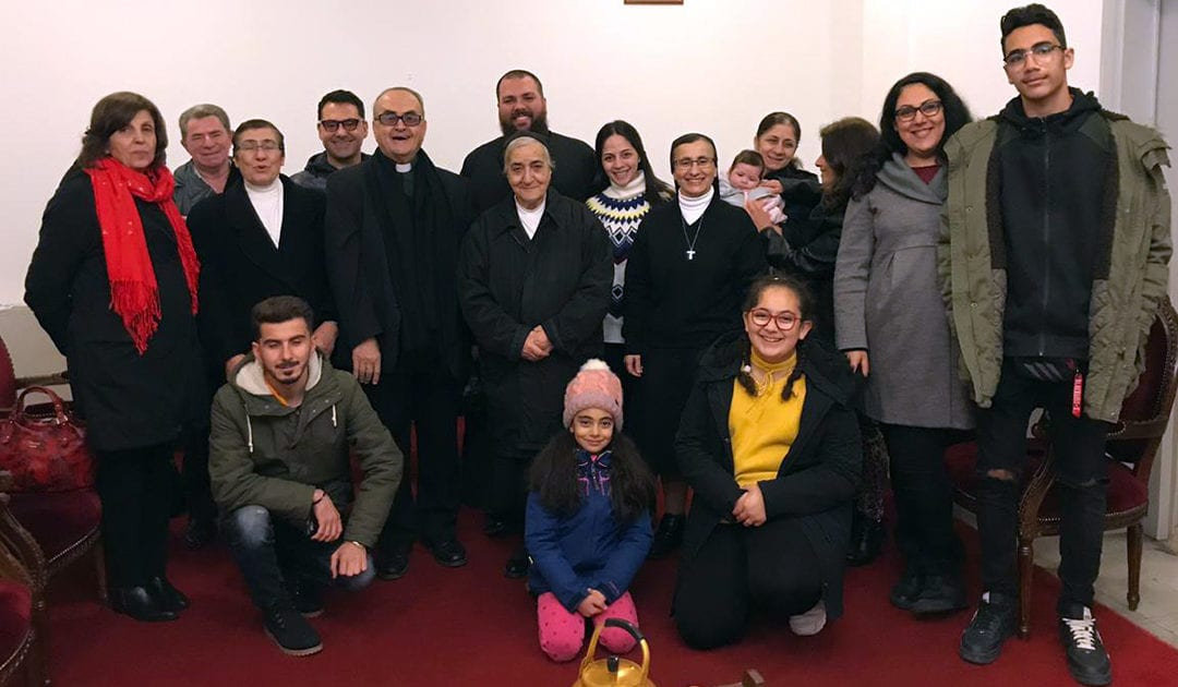Las Conferencias de la SSVP en Chipre, en crecimiento