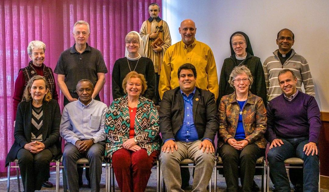 Reunión del Comité Ejecutivo de la Familia Vicenciana, enero de 2019