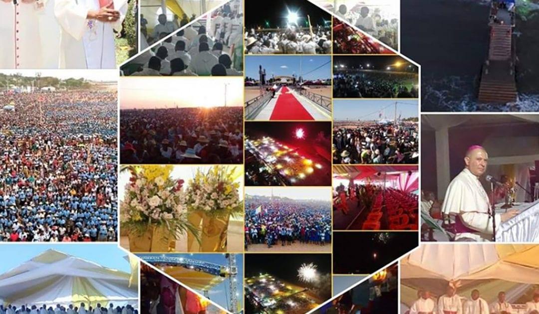 Celebraciones de JMV en Madagascar