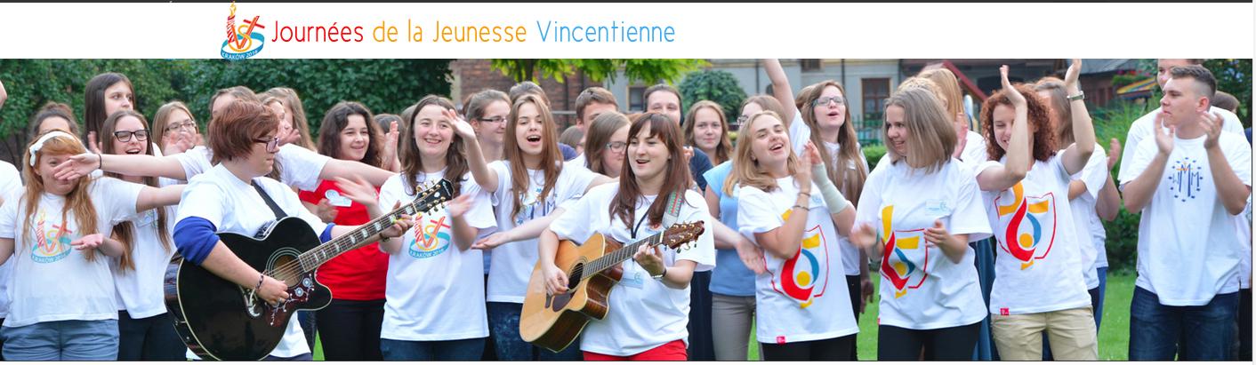 EJV2016: Journées de la Jeunesse Vincentiennes