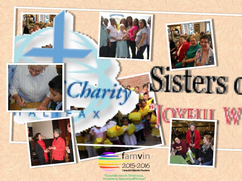 Connecter et Apprendre: Les Sœurs de la Charité de Halifax